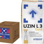 Uzin L3 Gold Moisture Control